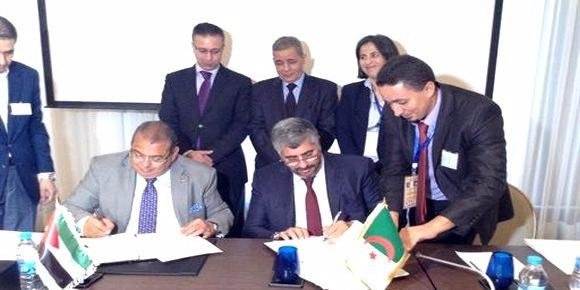 Algeria, Jordan ink two cooperation agreements