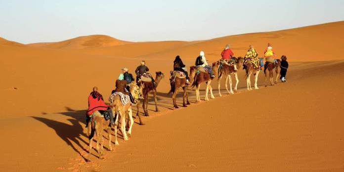 Tourism in Algeria: Spending a week in desert, including plane's ticket, hotel, at competitive price!