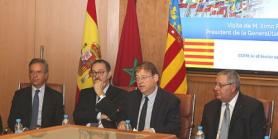 Valencia Region Keen To Collaborate More with Moroccan Companies, President